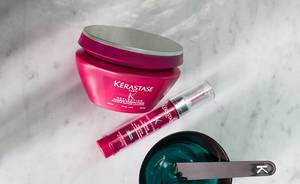 How to Apply Touche Reflection Thick Hair Kerastase